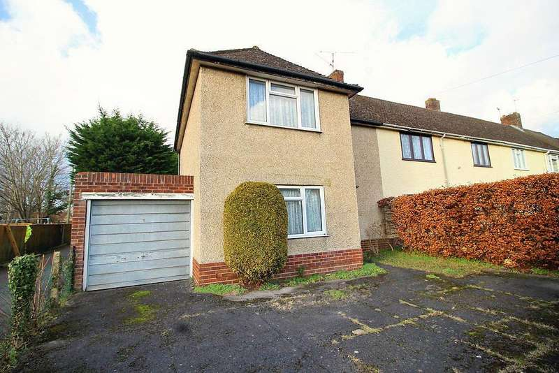 3 Bedrooms End Of Terrace House for sale in Knights Way, Emmer Green, Reading
