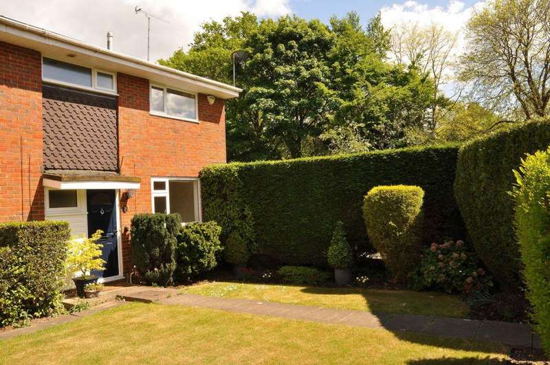 3 Bedrooms End Of Terrace House for sale in Vicarage Close, St Albans, AL1