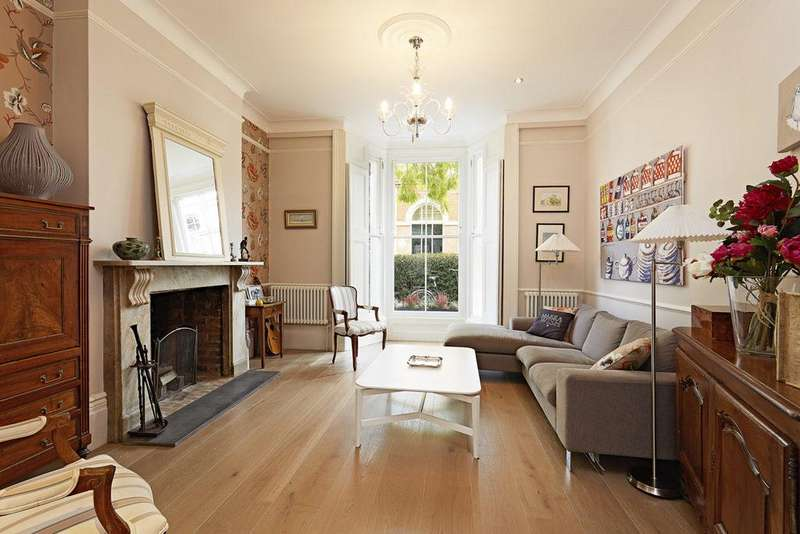 5 Bedrooms Semi Detached House for sale in Ravenscourt Place, London, W6