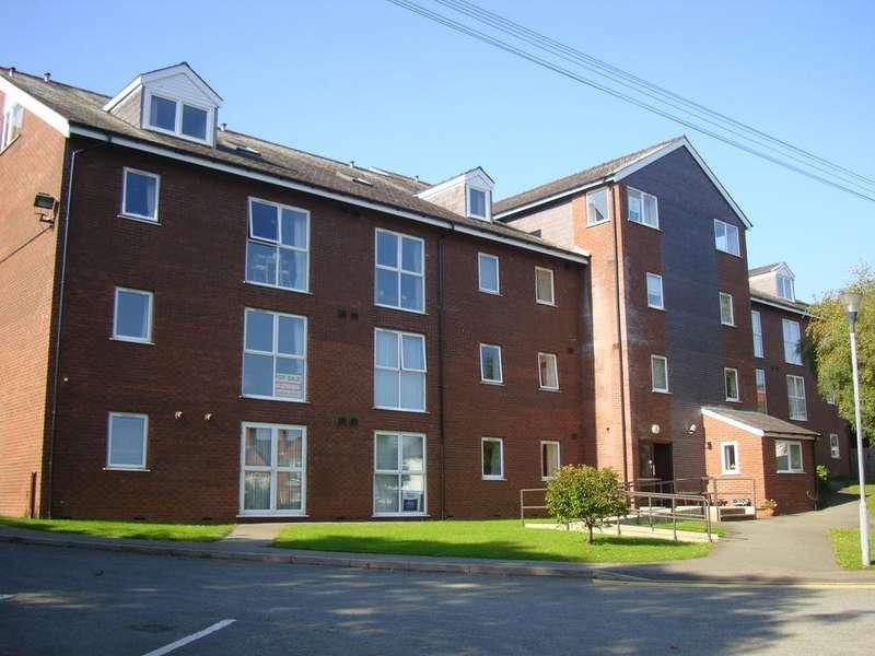 2 Bedrooms Apartment Flat for sale in UXBRIDGE COURT, BANGOR LL57
