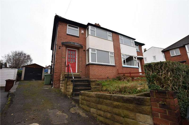 3 Bedrooms Semi Detached House for sale in Birfed Crescent, Leeds, West Yorkshire