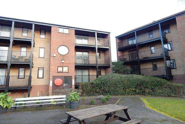 1 Bedroom Flat for sale in Alderney Street, Nottingham, NG7