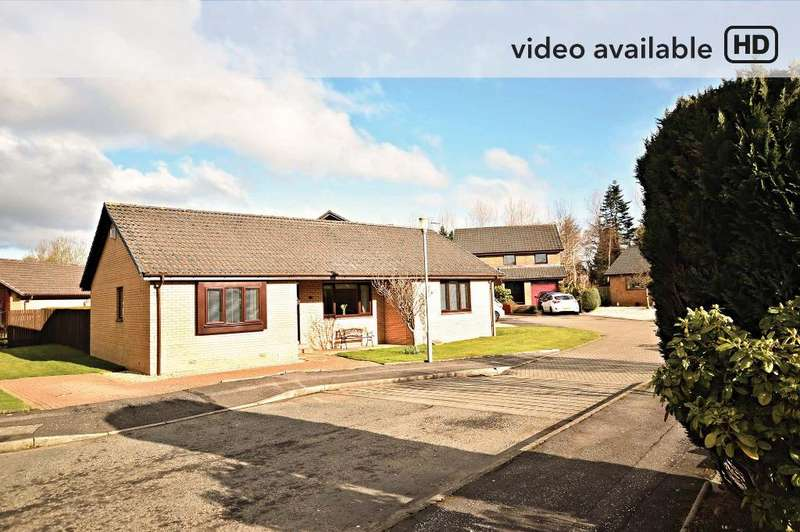 3 Bedrooms Bungalow for sale in Overmills Road, Ayr, South Ayrshire, KA7 3LQ