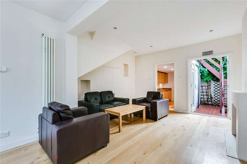 3 Bedrooms House for sale in Horder Road, Fulham, London