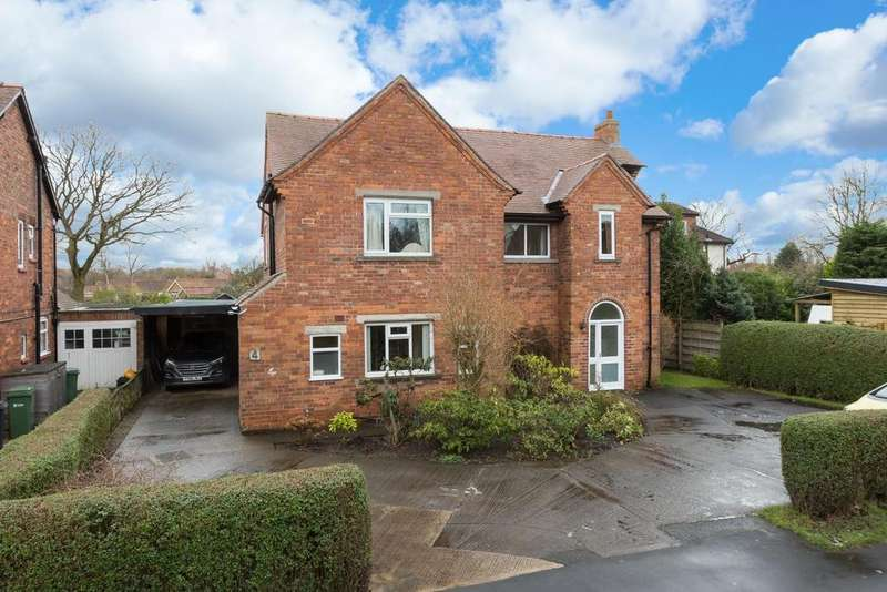 4 Bedrooms Detached House for sale in Brockfield Road, Huntington