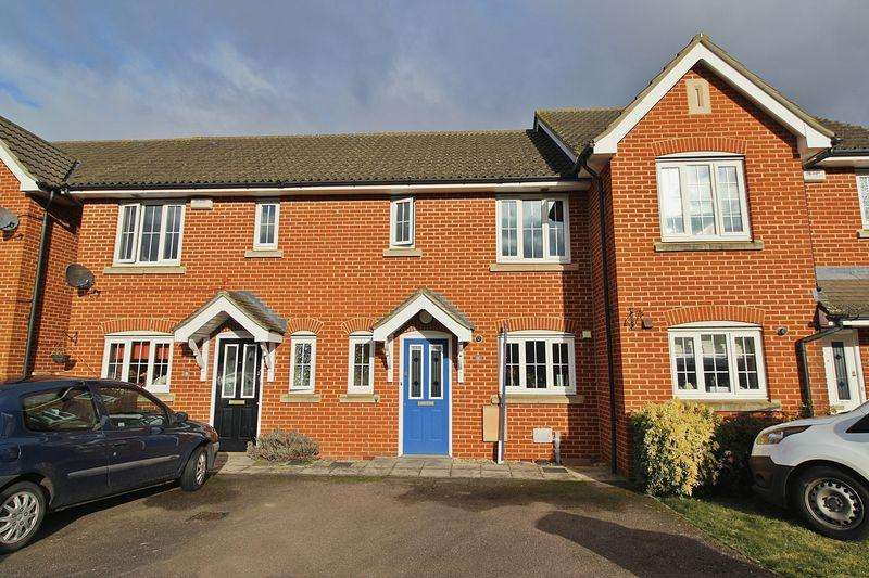 3 Bedrooms Terraced House for sale in Tansey End, Biggleswade