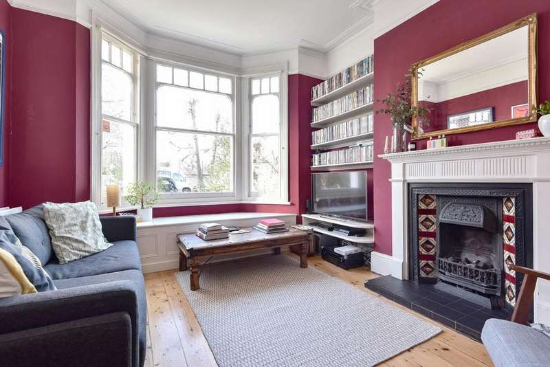 2 Bedrooms Flat for sale in Turney Road, Dulwich