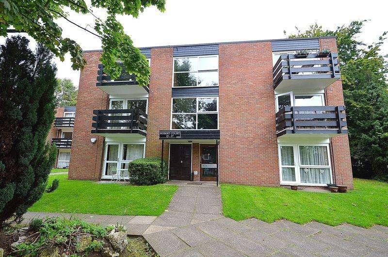 1 Bedroom Ground Flat for sale in Robert Court, Wake Green Park, Moseley, Birmingham