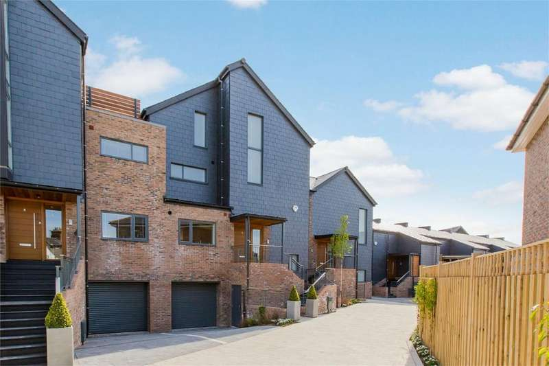 4 Bedrooms Terraced House for sale in Chandlers Wharf, Lewes, East Sussex