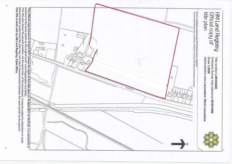 Farm Land Commercial for sale in Causeway Lane, Burscough, Ormskirk L40
