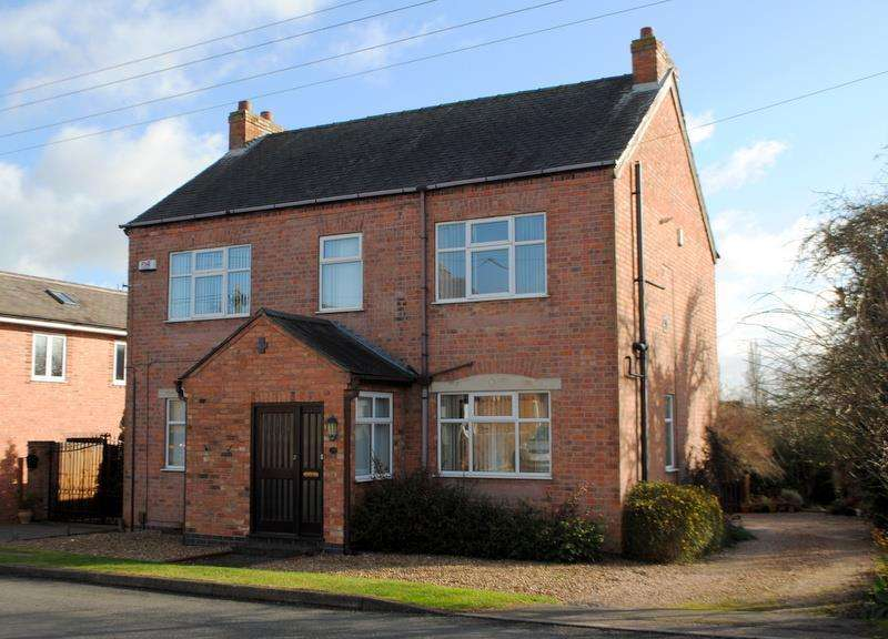 3 Bedrooms Detached House for sale in Cross Lane, Mountsorrel