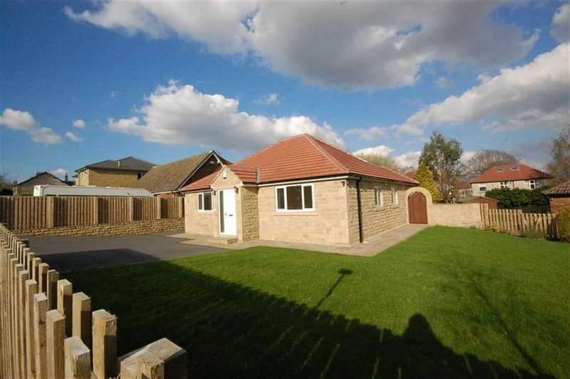 3 Bedrooms Detached Bungalow for rent in Howard Avenue, Lindley, Huddersfield, HD3