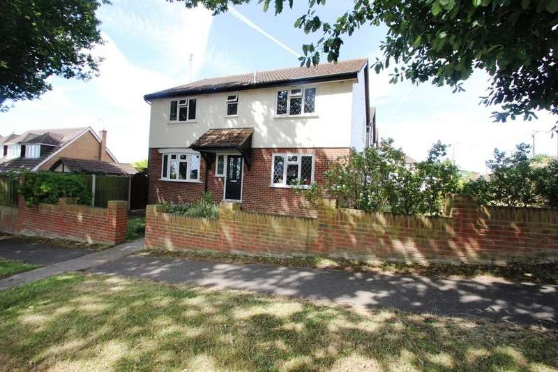 4 Bedrooms Detached House for sale in Sunny Road, Hockley