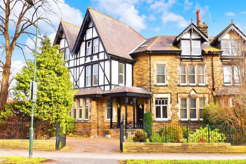 6 Bedrooms End Of Terrace House for sale in Lancaster Park Road, Harrogate