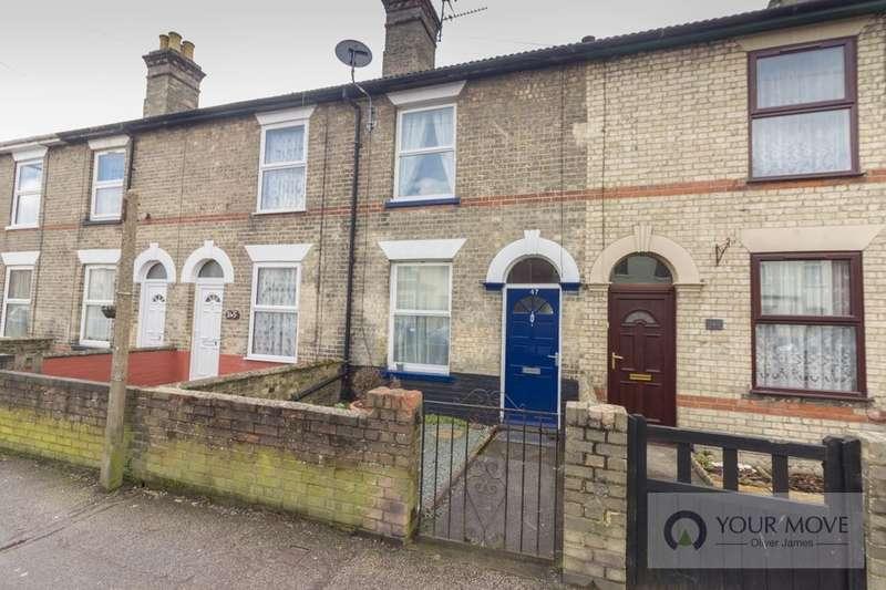 2 Bedrooms Property for sale in St. Margarets Road, Lowestoft, NR32
