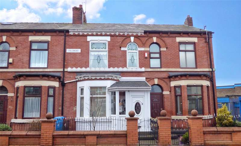 3 Bedrooms Terraced House for sale in Droylsden Road, Newton Heath, Manchester, M40