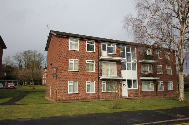 2 Bedrooms Flat for sale in Damery Court, Bramhall, Stockport, SK7