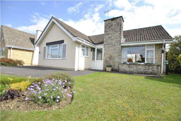 3 Bedrooms Detached Bungalow for sale in Ashton Rise, Hilperton, TROWBRIDGE, Wiltshire, BA14 7QZ