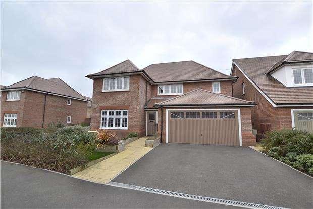4 Bedrooms Detached House for sale in Bridge Keepers Way, Hardwicke, Gloucester, GL2 4BD