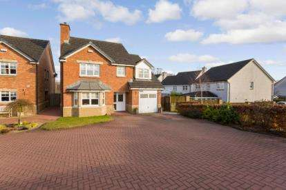 4 Bedrooms Detached House for sale in Alloa Park Drive, Alloa