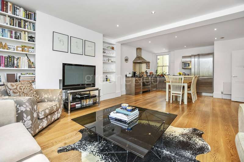 2 Bedrooms Flat for sale in Morshead Mansions, Morshead Road, Maida Vale, London, W9