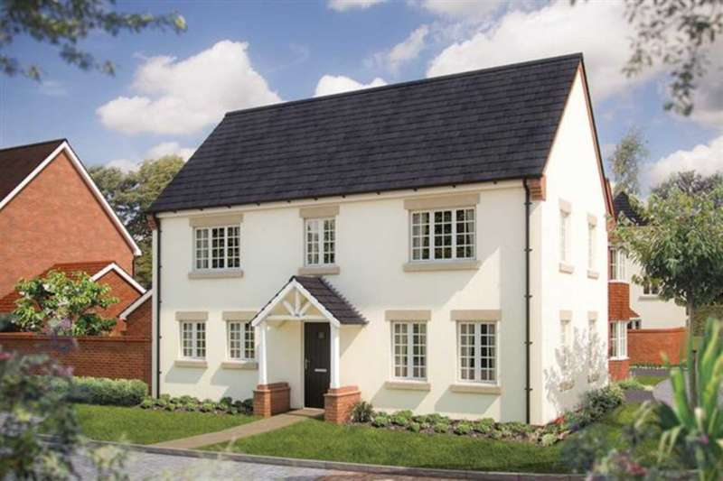 4 Bedrooms Detached House for sale in The Montpellier, St Marys, Kings Field, Biddenham