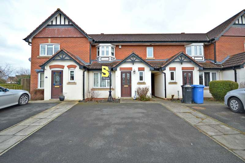 2 Bedrooms Mews House for sale in Bloomfield Close, Cheadle Hulme
