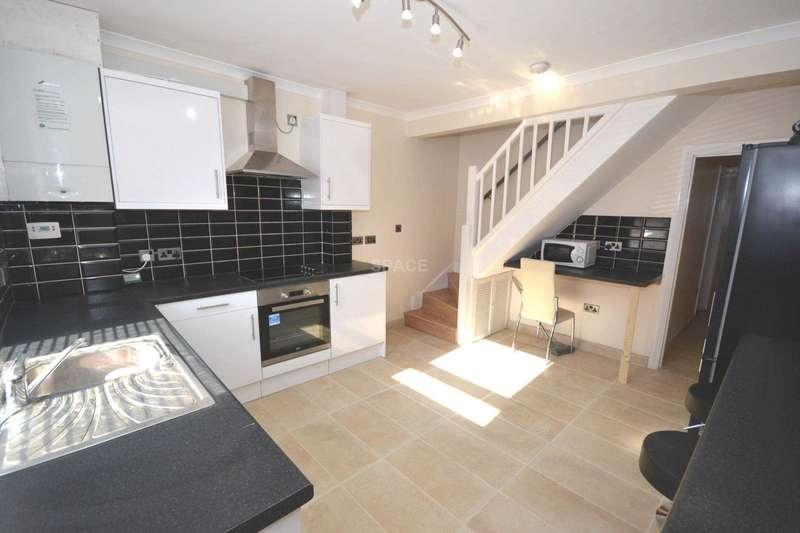 4 Bedrooms Terraced House for rent in Lower Brook Street, Reading, Berkshire, RG1 6BU