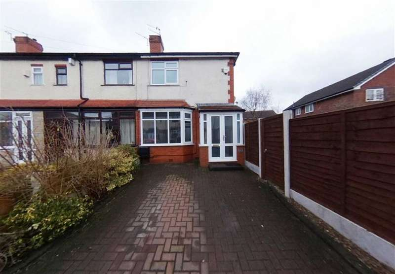3 Bedrooms Semi Detached House for sale in Brookside Avenue, Littlemoss, Manchester