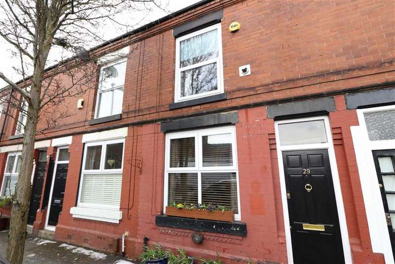 2 Bedrooms Terraced House for sale in Needham Avenue, Chorlton, Manchester, M21