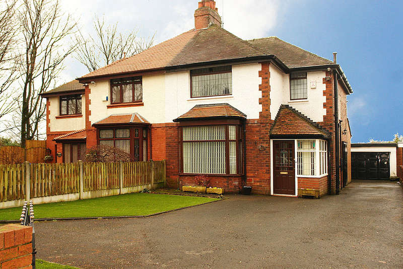 3 Bedrooms Semi Detached House for sale in Oldham Road, Rochdale