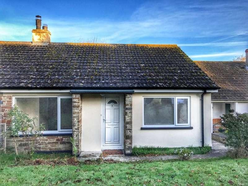 2 Bedrooms Semi Detached Bungalow for sale in Horsepool Road, Sheviock