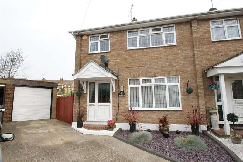 3 Bedrooms House for sale in Glenwood Avenue, Hockley