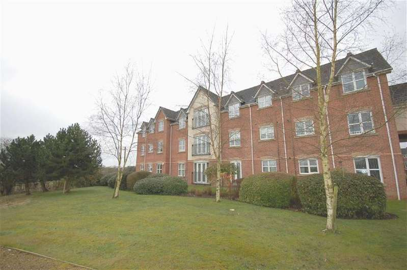 2 Bedrooms Apartment Flat for sale in Foxholme Court, Sydney, Crewe