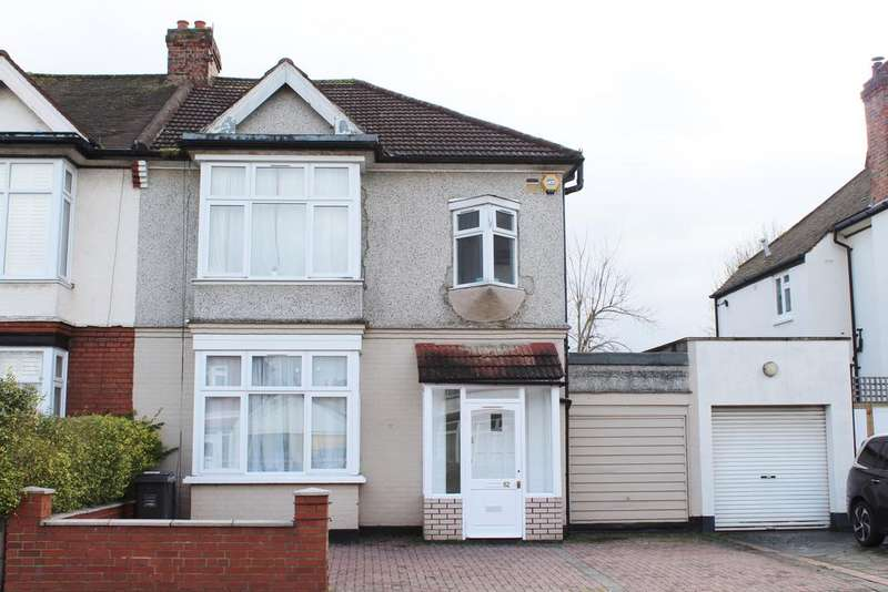 3 Bedrooms End Of Terrace House for sale in Newquay Road, London