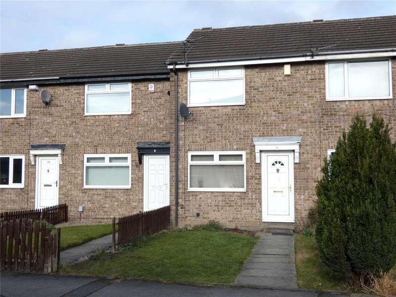 2 Bedrooms Terraced House for sale in Darley Road, Liversedge, WF15