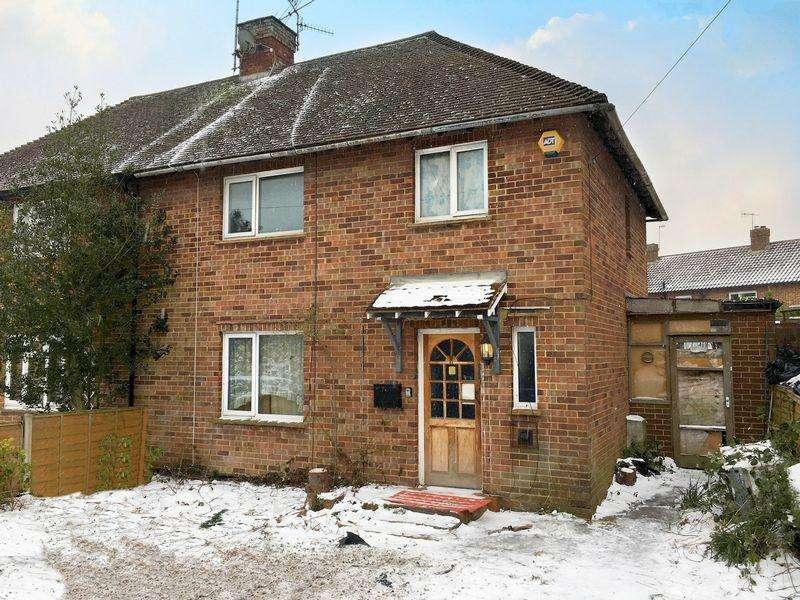 3 Bedrooms Semi Detached House for sale in Ockleys Mead, Godstone