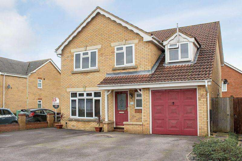 5 Bedrooms Detached House for sale in Hazel Farm