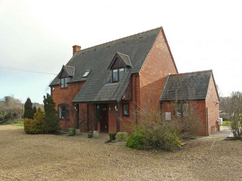 4 Bedrooms Detached House for rent in Whitestone, Hereford, HR1