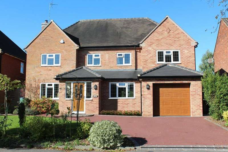 5 Bedrooms Detached House for sale in Broadfern Road, Knowle