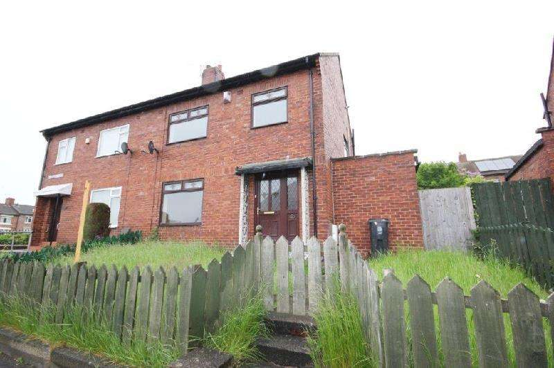 3 Bedrooms Semi Detached House for sale in Roseberry Crescent, Crook