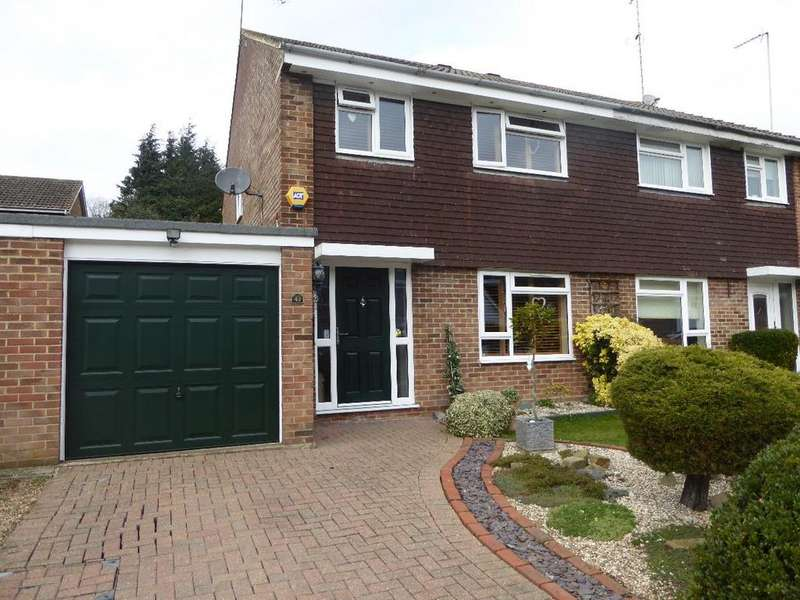 3 Bedrooms Semi Detached House for sale in Goldfinch Road, South Croydon, CR2 8SR