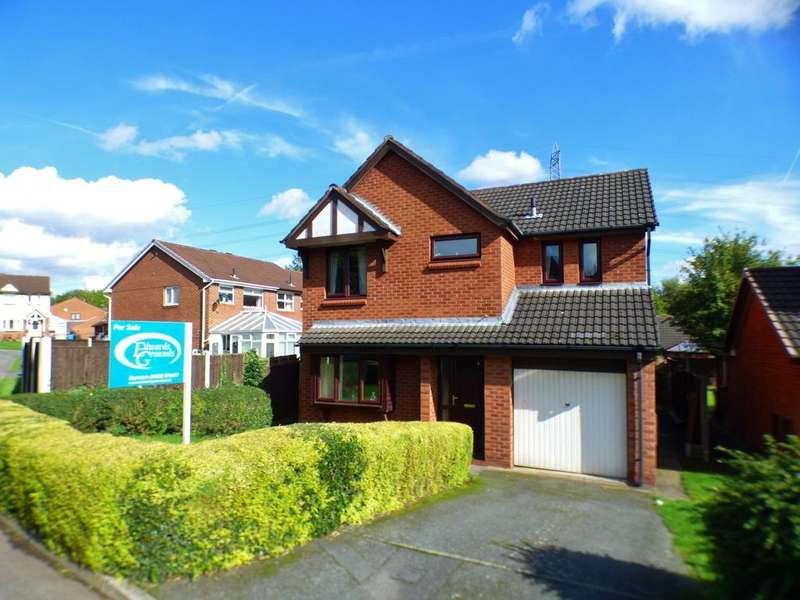 4 Bedrooms Detached House for sale in Adlington Road, Norton Brow, Runcorn