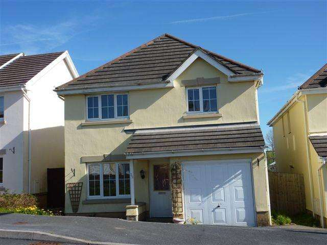 4 Bedrooms Detached House for rent in Maes y Wennol, Carmarthen ,