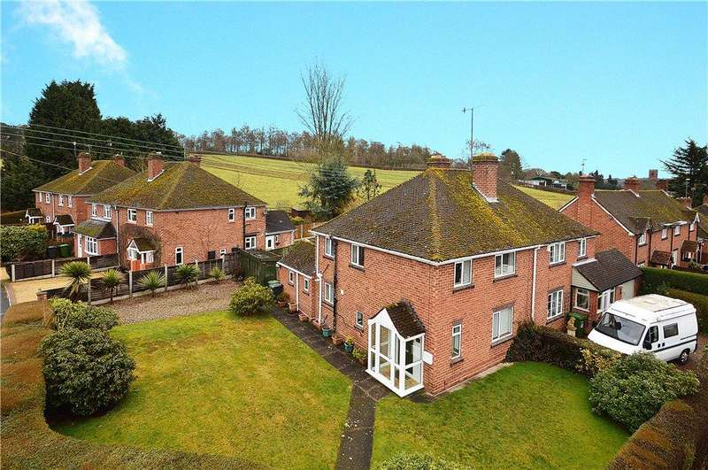 3 Bedrooms Semi Detached House for sale in Sebright Road, Wolverley, DY11