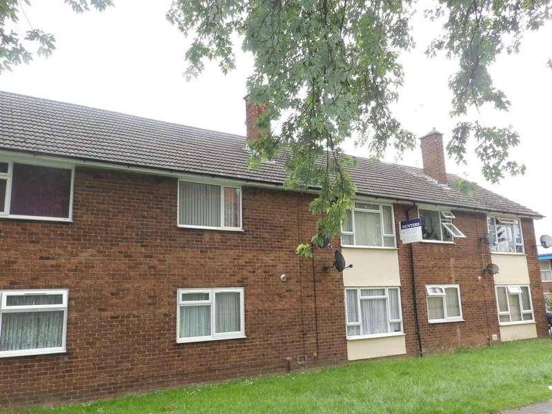 2 Bedrooms Flat for sale in John Nicholas Crescent, Ellesmere Port, CH65 2DL