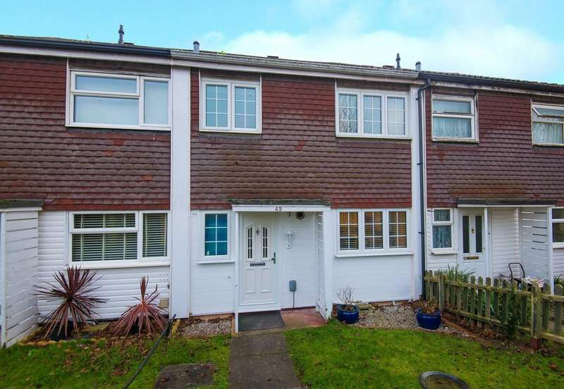 3 Bedrooms Terraced House for sale in Swanstand, Letchworth Garden City, SG6