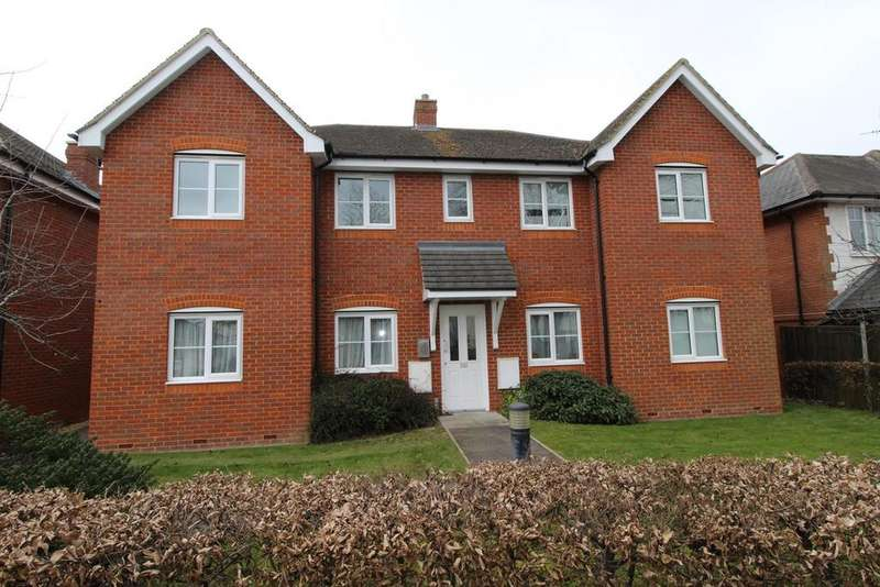 2 Bedrooms Apartment Flat for rent in Chambers Way, Biggleswade, SG18