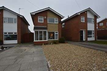 3 Bedrooms Detached House for sale in Landedmans, Westhoughton, Bolton, BL5 2QB