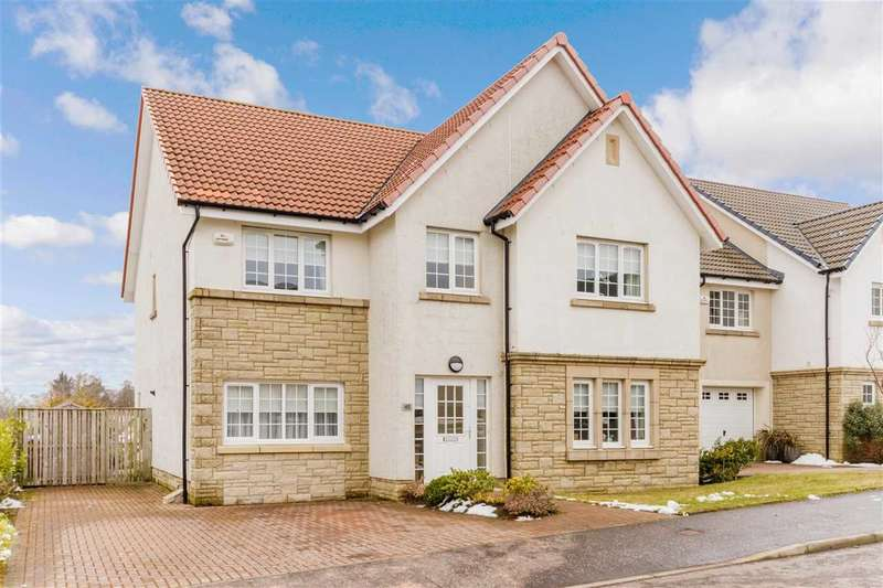 5 Bedrooms Detached House for sale in Wakefield Avenue, Lindsayfield, EAST KILBRIDE